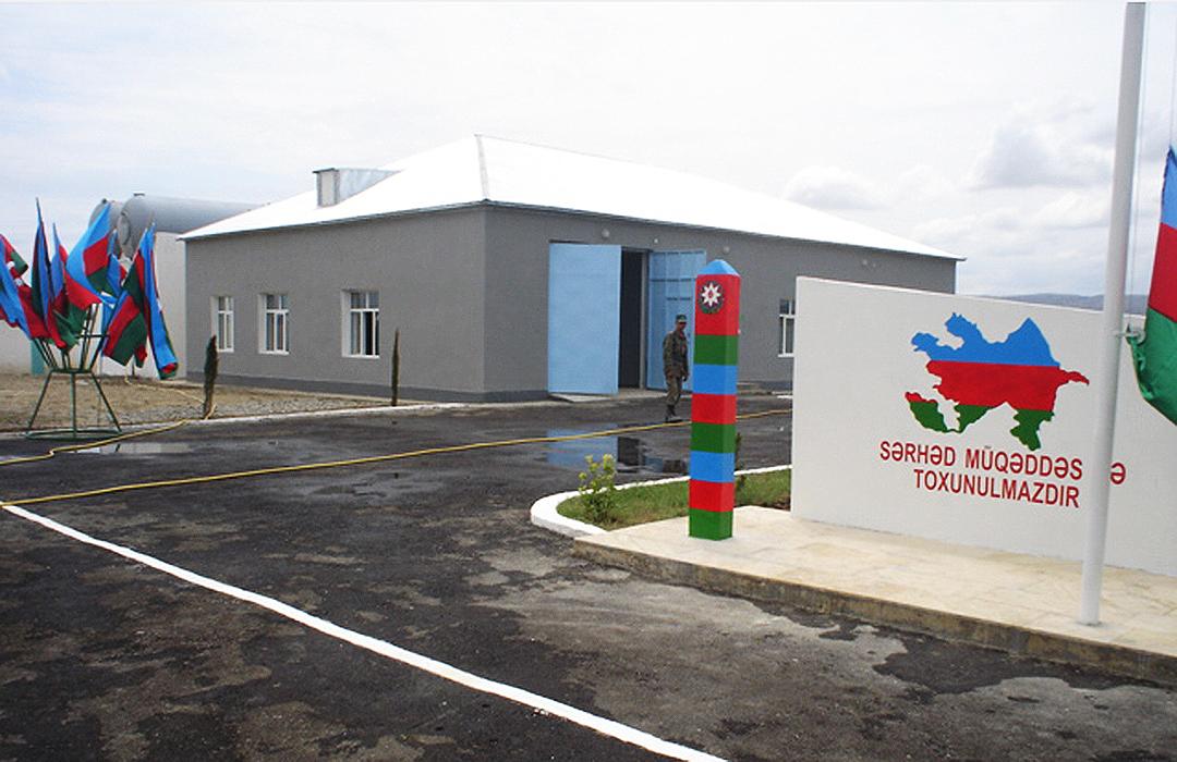 """""""Perlit"""" MMC Azərbaycan Respublikası DSX-nin sifarişi ilə bir sıra təmir və tikinti işlərini həyata keçirmişdir."""