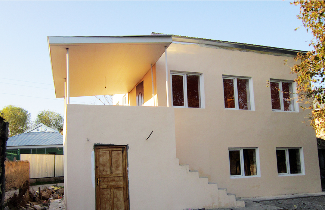 In 2013-2015 repair and restoration work were carried out in the city of Horadiz, Fuzuli region