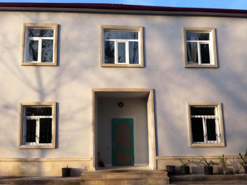 Regional Ekologiya və Təbii Sərvətlər İdarəsinin inzibati binası