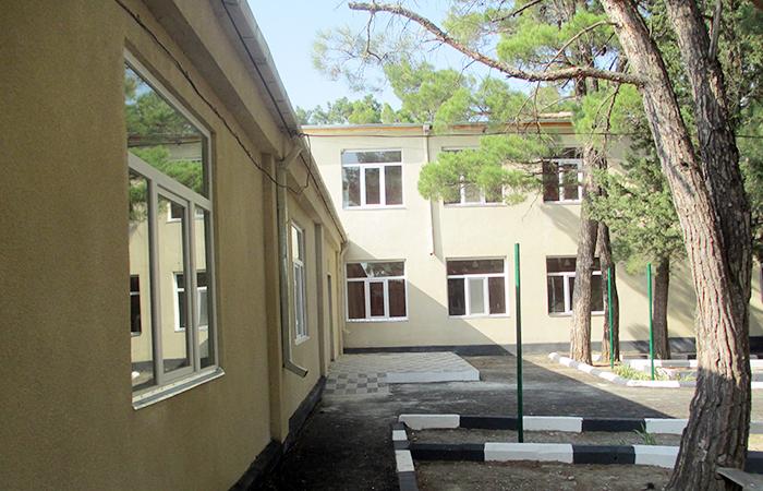 Gürcüstanda həyata keçirilən  təmir-tikinti və abadlıq işləri