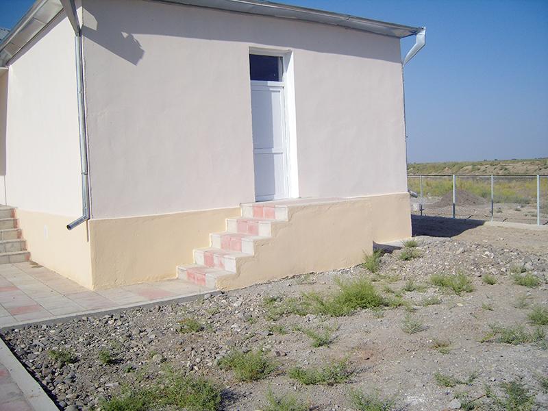 Ağcabədi rayonunun Taxtakörpü qəsəbəsində uşaq bağçası