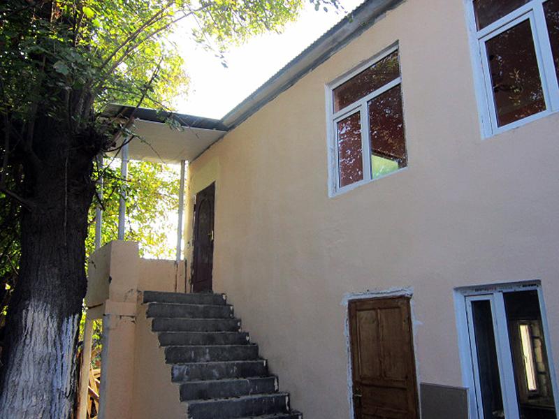 Horadiz şəhərində 88 yaşayış evinin təmiri