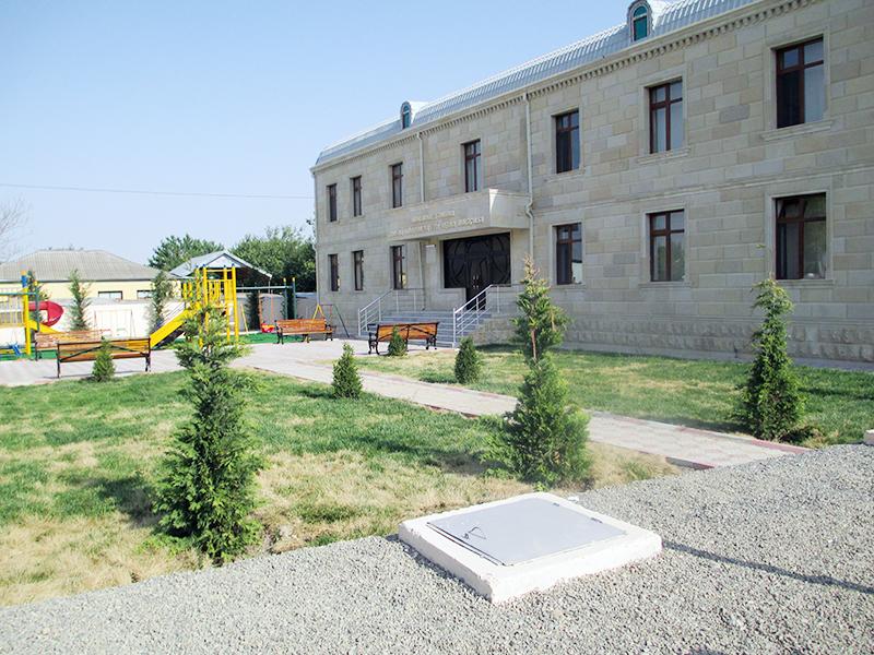 Füzuli rayonu Horadiz şəhərində 2 saylı körpələr evi
