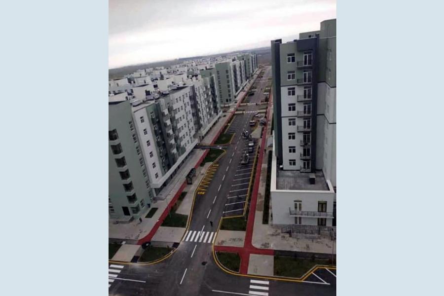 Azərbaycan Respublikasının Mənzil İnşaatı Dövlət Agentliyinin Tabeliyində MİDA MMC