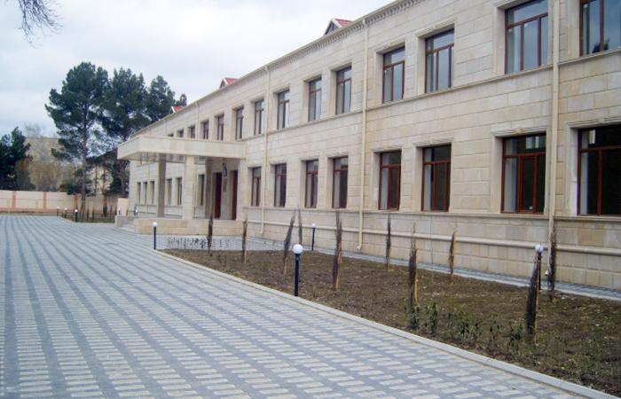 Şirvan şəhəri 16 saylı tam orta məktəbində əsaslı təmir işləri