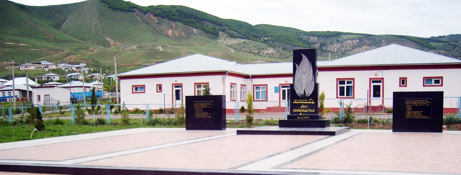 Aşağı Ağcakənd  ərazisində,  Xocalı və Lidice küçələrində abadlıq işləri