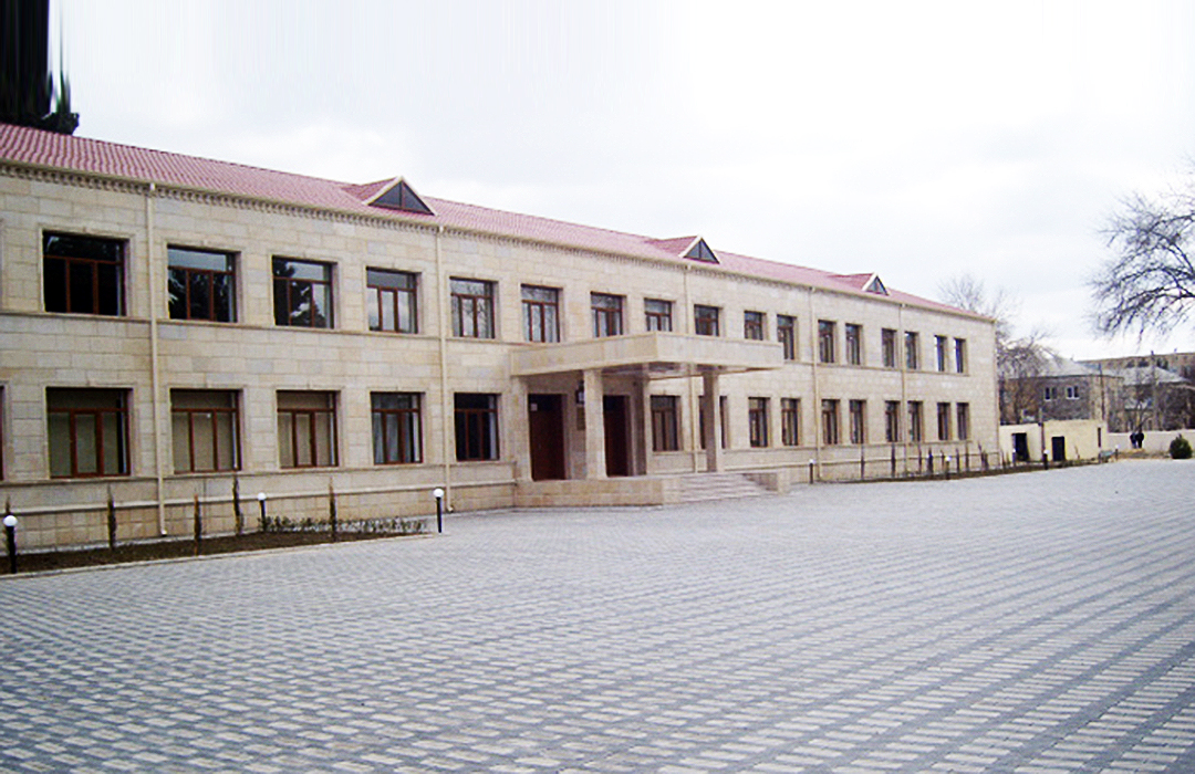 Overhaul of secondary school No. 16 in Shirvan city was carried out