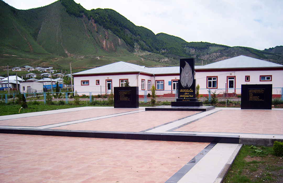 Renovation works were carried out in Ashagi Agjakend area by the order of the Executive Power of Khojaly